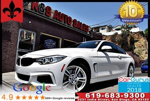 View 2015 BMW 435i xDrive M Sport PkG*AWD*Harman/Kardon Pkg