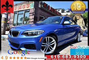 View 2015 BMW 228i xDrive**Cold Weather Pkg*Navi Sys*Rear Cam*