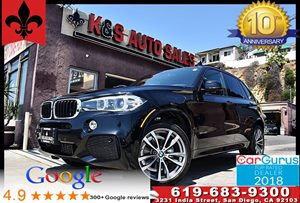 View 2015 BMW X5 sDRIVE35i M SPORT Pkg*Rear Cam*Panoroof*Nav Sys