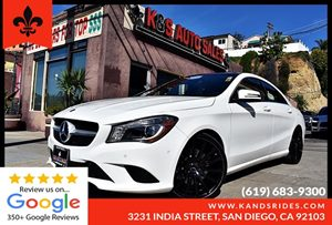 View 2015 Mercedes-Benz CLA 250 Coupe*Panorama Roof*Dual Pwr Seats*CD/PM3*