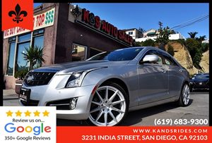 View 2013 Cadillac ATS Performance*Prem Leather*MoonRoof*2keys