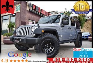 View 2015 Jeep Wrangler Unlimited Sport**4WD**A/C*Keyless Enry**