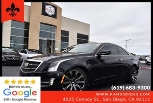 View 2015 Cadillac ATS Coupe Luxury 2.0T*1 Owner*CUE Pkg*Nav Sys*2Kys