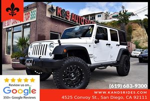 View 2016 Jeep Wrangler Unlimited Sport**4x4 OFF ROAD READY*