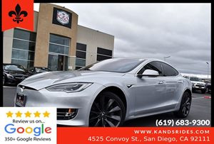 View 2017 Tesla Model S 75D*Fixed Glassroof*1OwnerCarfax*Autopilot