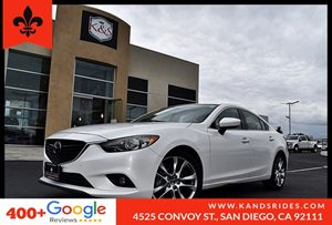 View 2014 Mazda Mazda6 i Grand Touring*GT Technology Pkg*Bose Prem