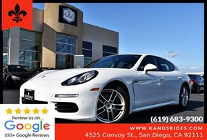 View 2016 Porsche Panamera 4dr Hb*Sunroof*BackUp Cam*Navigation Sys*