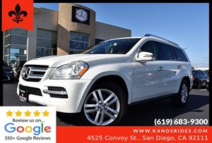 View 2011 Mercedes-Benz GL 450 AWD*Sunroof*Running Boards*Navigation Sys*