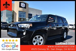 View 2018 Toyota 4Runner SR5*RWD*Navigation Sys*BackUp Cam*Cloth