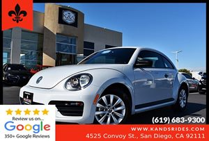 View 2017 Volkswagen Beetle 1.8T* Pwr Windows* Prem Synthetic Seats
