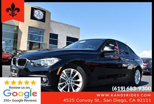 View 2016 BMW 320i Sdn*Climate Control*Bluetooth*Fog Lamps