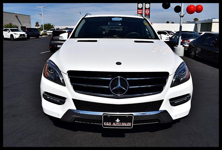Used 2014 Mercedes-Benz ML 350 RWD Bluetooth Heated Seats Pwr