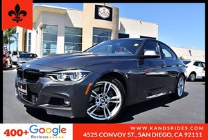 View 2016 BMW 328i  M Sport Pkg Sulev Moonroof Leather