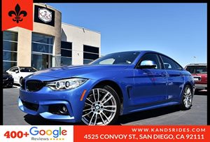 View 2016 BMW 428i M Sport Pkg Technology Pkg Driver Assist Pkg