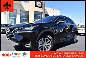 View 2016 Lexus NX 200t FWD BackUp Cam Keyless Start Bluetooth