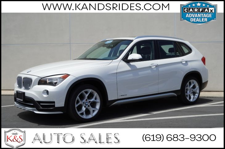 2015 BMW X1 xDrive28i | *One Owner*, Pano Roof, Heated Seats, Bluetooth, Back-up Cam, Keyless Ignition