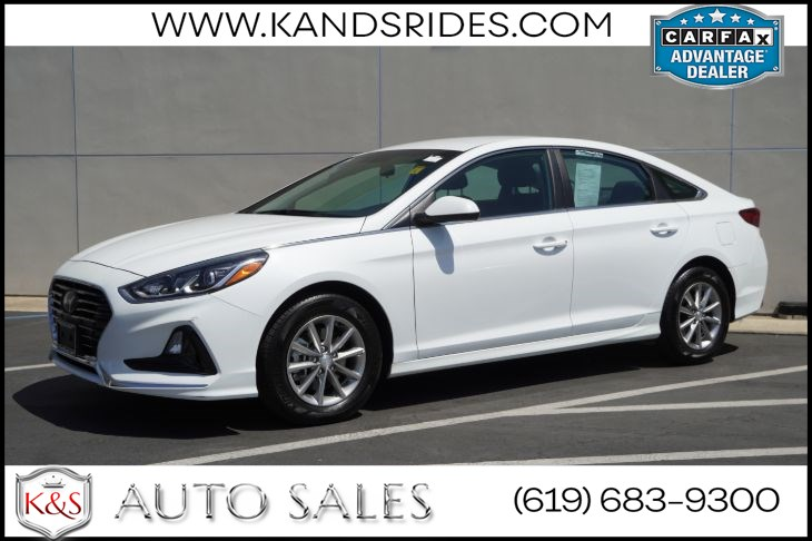 2019 Hyundai Sonata SE | *One Owner*, Blind Spot Monitor, Bluetooth, Back-up Cam, Android Auto/Apple CarPlay