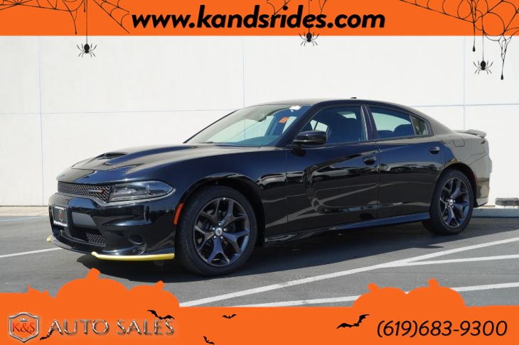 2019 Dodge Charger GT | *One Owner*, Factory Shipping Bumper Protectors, Bluetooth, Back-up Cam, 300hp 3.6 V6