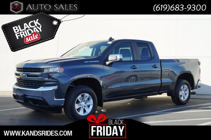 2020 Chevrolet Silverado 1500 LT | *One Owner*, 4X4, Bluetooth, Back-up Cam, Wi-Fi Hotspot, Bed Liner