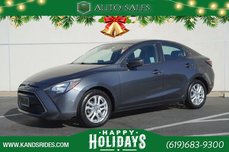 2016 Scion iA | *One Owner*, Bluetooth, Back-up Cam, Keyless Ignition, Air Con, Power Accessories, 42mpg Hwy