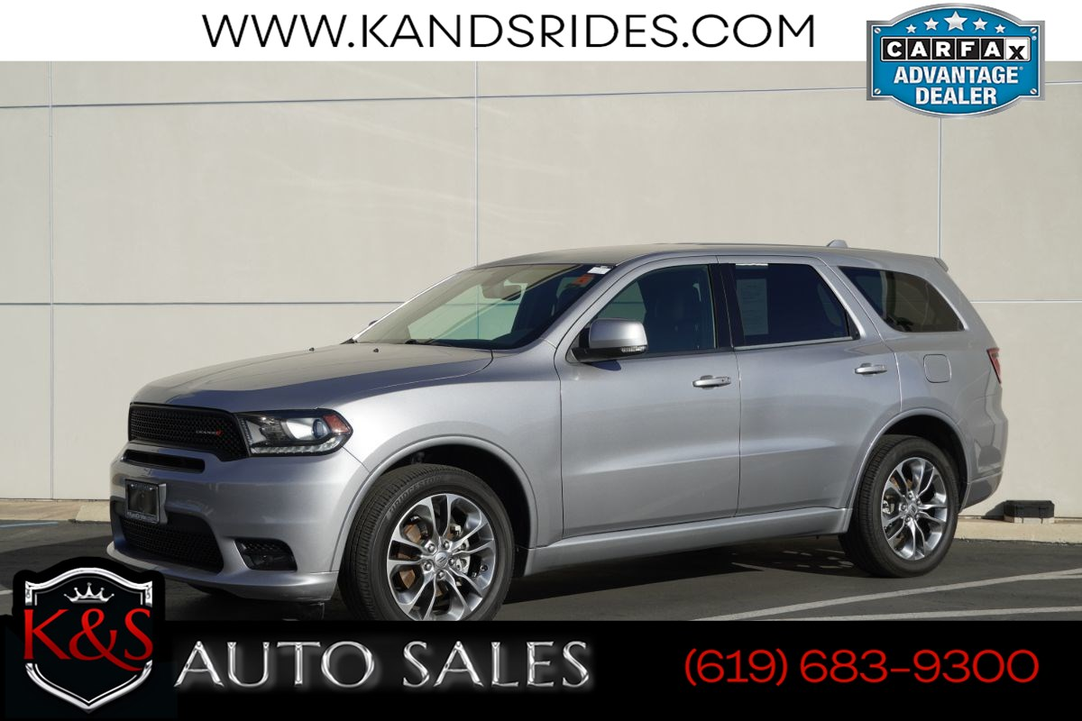 2019 Dodge Durango GT Plus | *One Owner*, AWD, Heated Seats, Bluetooth, Back-up Cam, Android Auto/Apple CarPlay