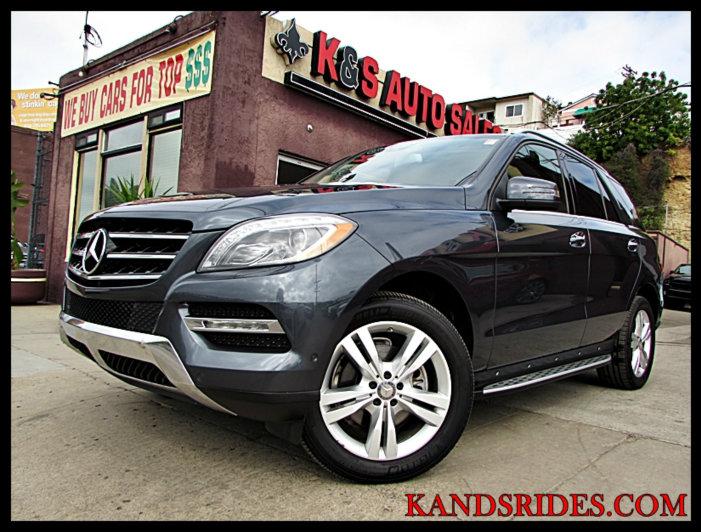 Sold 2013 Mercedes-Benz ML350 4matic PREMIUM PKG 1~1 OWNER~KEYLESS