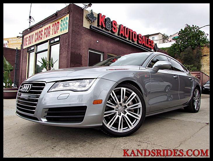 Sold Audi A Premium Plus OwnerBLIND SPOT ALERT OAK - Audi a7 invoice price