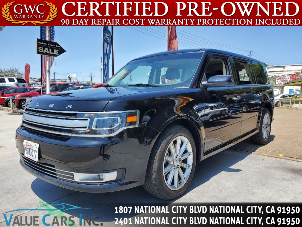 2019 Ford Flex Limited Sport Utility 4D