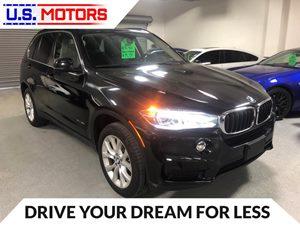 View 2016 BMW X5