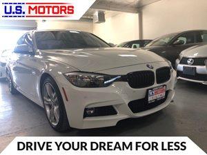 View 2016 BMW 3 Series