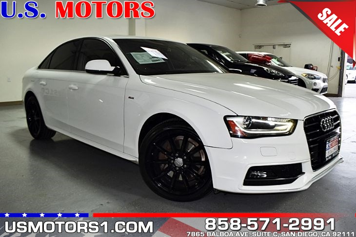 2016 Audi A4 Premium Plus*CLEAN TITLE