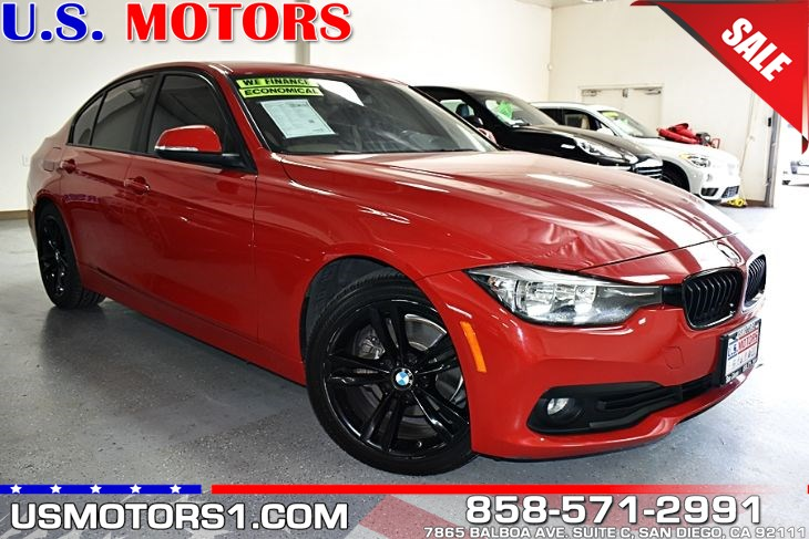 2016 BMW 3 Series 320i Sport Pkg*CLEAN TITLE