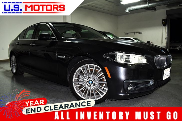 2014 BMW 5 Series 550i *CLEAN TITLE