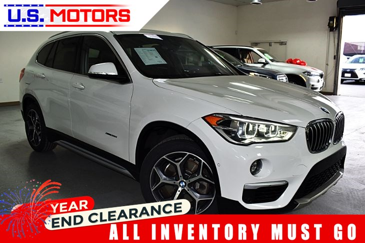 2016 BMW X1 xDrive28i *CLEAN TITLE/1-OWNER PER AUTOCHECK