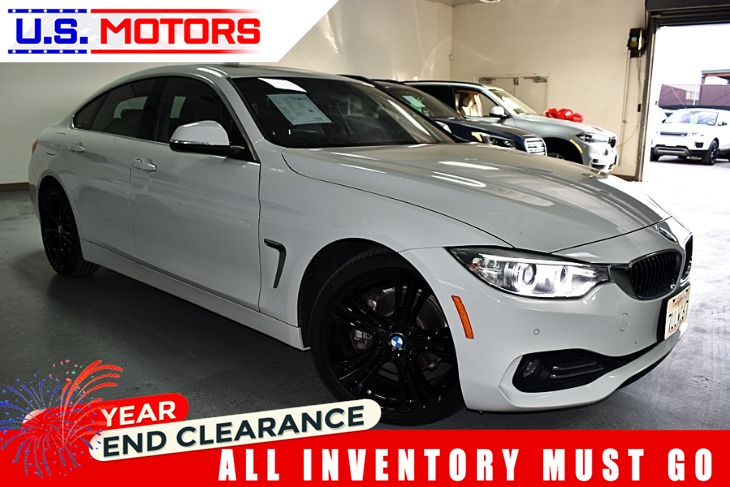 2017 BMW 4 Series 430i *CLEAN TITLE/1-OWNER PER AUTOCHECK
