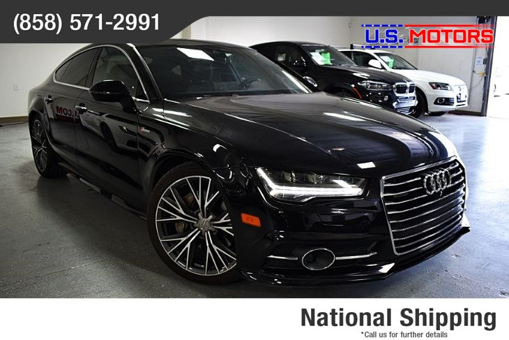 2017 Audi A7 Premium Plus *CLEAN TITLE/1-OWNER PER AUTOCHECK*