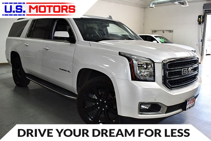 2016 GMC Yukon XL SLT *CLEAN TITLE/1-OWNER PER AUTOCHECK*