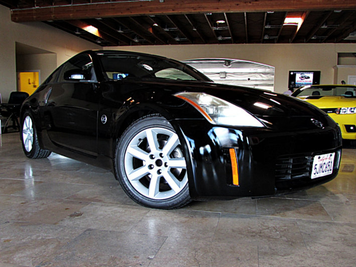 Sold 2004 Nissan 350z Enthusiast In San Diego