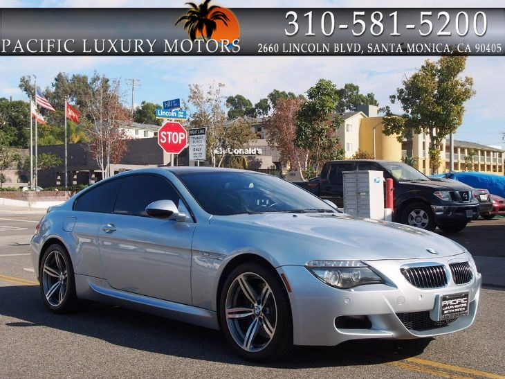2010 BMW M6 COUPE w/ NAVIGATION & Head-up display