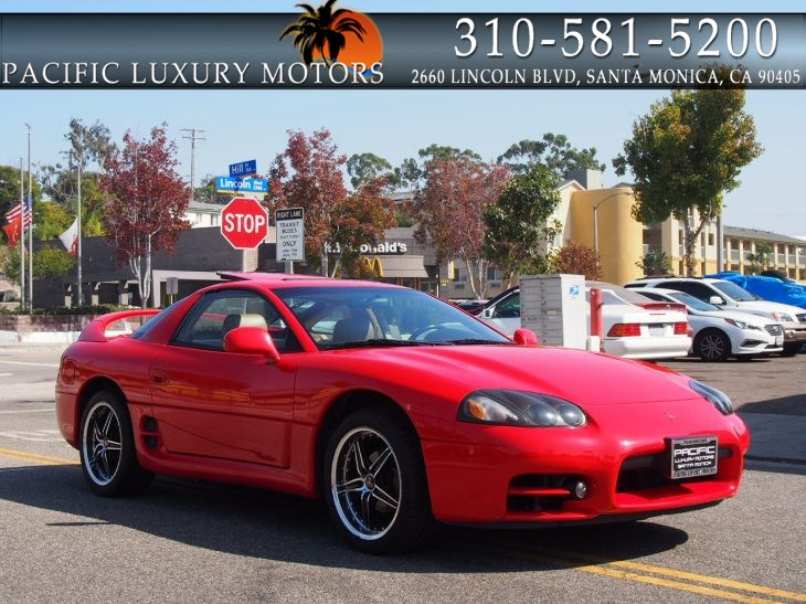 1999 Mitsubishi 3000GT SL w/ 5-Speed Manual