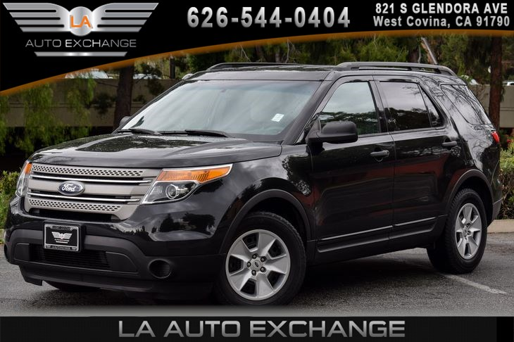 2014 ford explorer base used cars in west covina ca 91790 - Ford Explorer 2014 Black