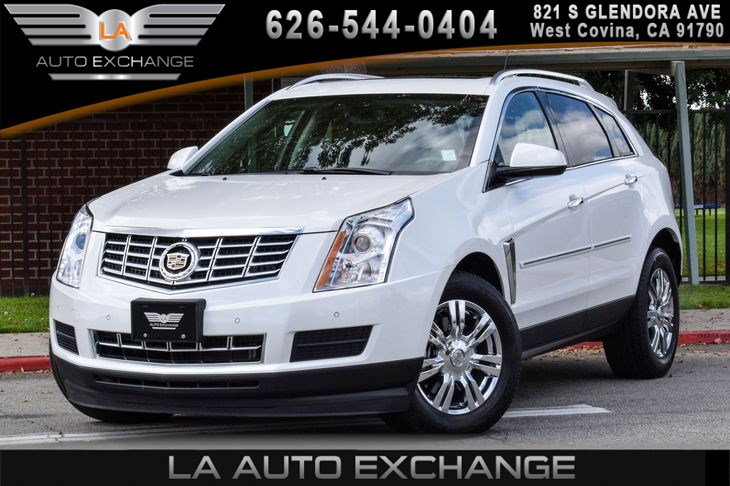 Sold 2015 Cadillac Srx Luxury Collection In West Covina