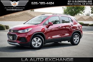 View 2018 Chevrolet Trax