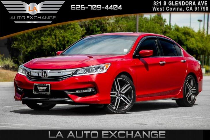 2017 Honda Accord Sedan Sport Special Editio - LA Auto Exchange 1