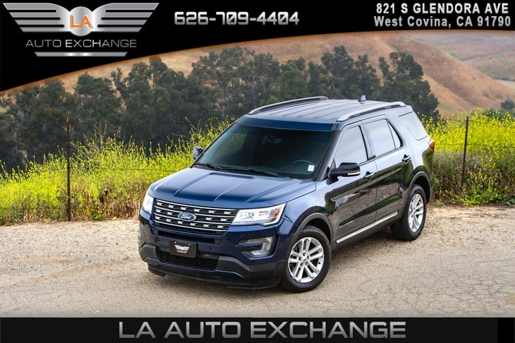 2016 Ford Explorer XLT PREMIUM AUDIO SYSTEM