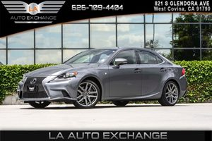 View 2016 Lexus IS 200t