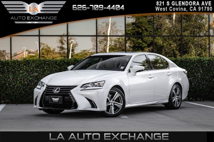 2016 Lexus GS 350 - LA Auto Exchange 1