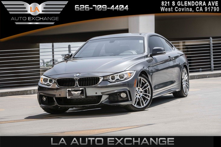 2016 BMW 4 Series 428i M SPORT PACKAGE
