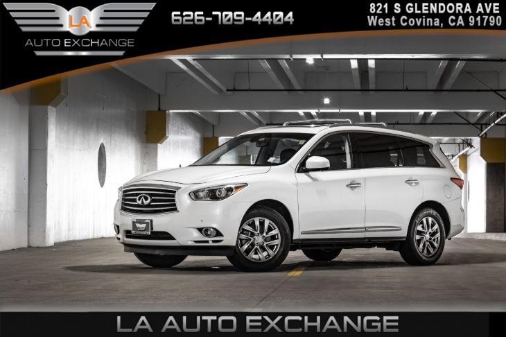 2015 INFINITI QX60 - LA Auto Exchange 1