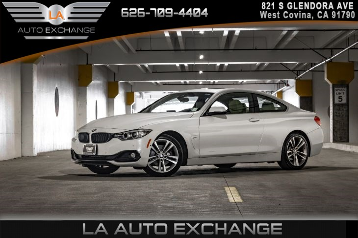 2016 BMW 4 Series 428i TECHNOLOGY PACKAGE